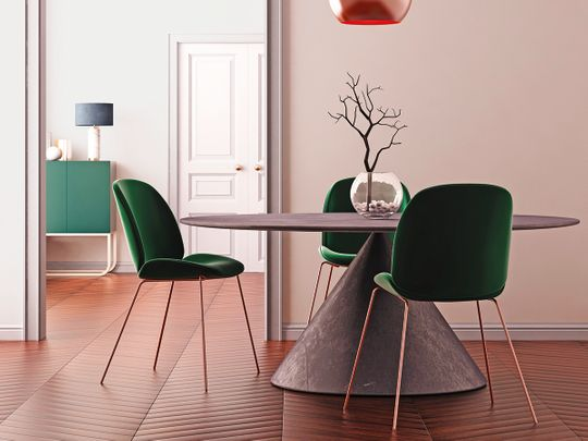 Design Diary: Roaring trends for the 2021 home