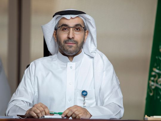 Abdullah Bin Ibrahim Al-Abdlkareem, Governor of Saline Water Conversion Corporation (SWCC) and Chairman of newly formed Water Transmission and Technologies Co.
