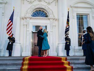 Joe Biden Jill White House