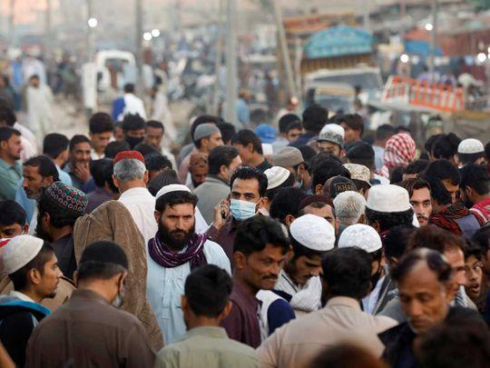 Pakistan sindh market