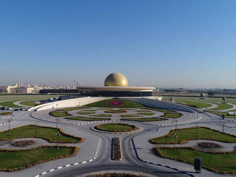Sharjah Astronomical Observatory-1611297736951