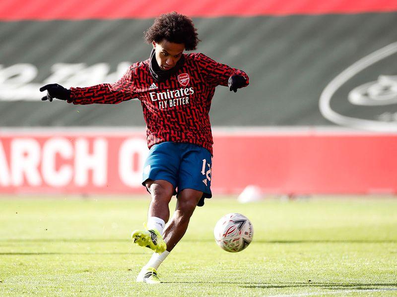 Arsenal's Willian