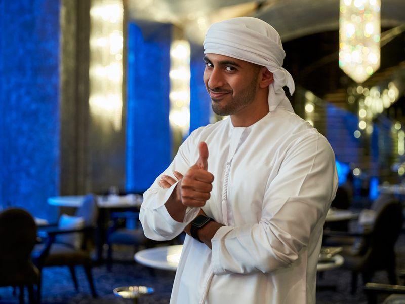 Chef Khaled Al Saadi