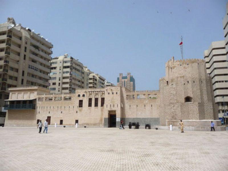 Dibba Al Hisn Fort