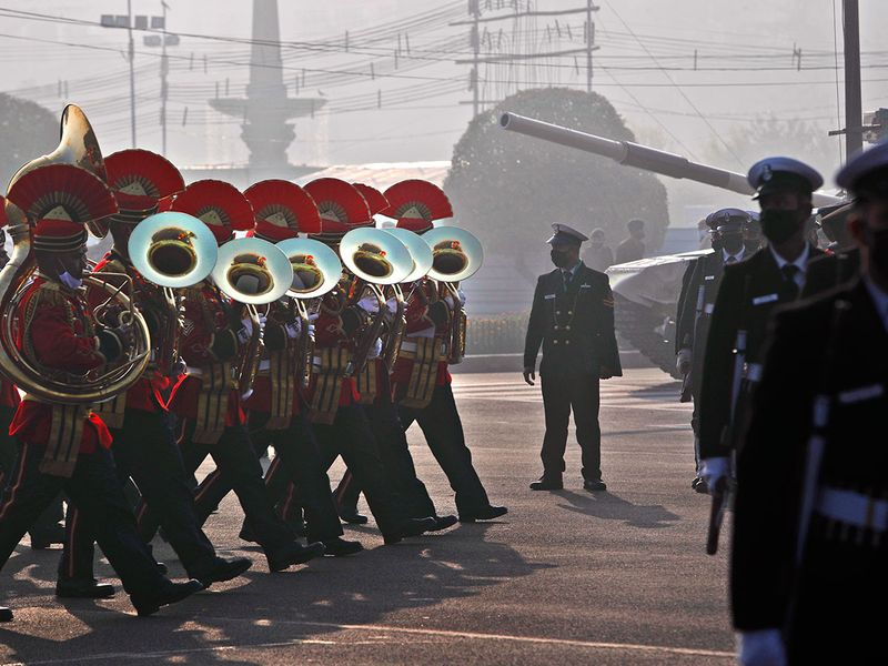 India Republic Day Rehearsals Gallery