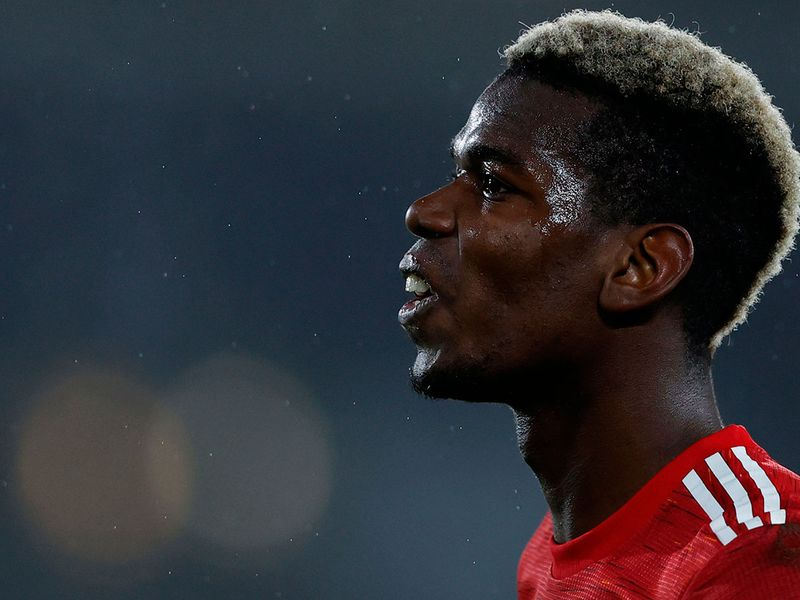 Paul Pogba has rediscovered his form for Manchester United