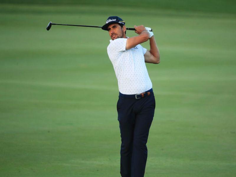 Rafa Cabrera Bello had a strong finish to Round 2 at the Abu Dhabi HSBC Championship