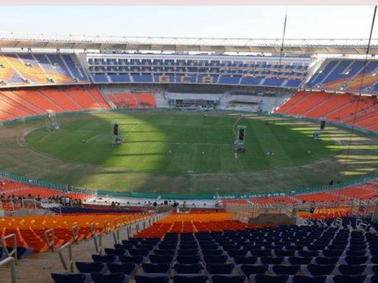 The Motera Stadium will host the Syed Mushtaq Ali Trophy knockouts