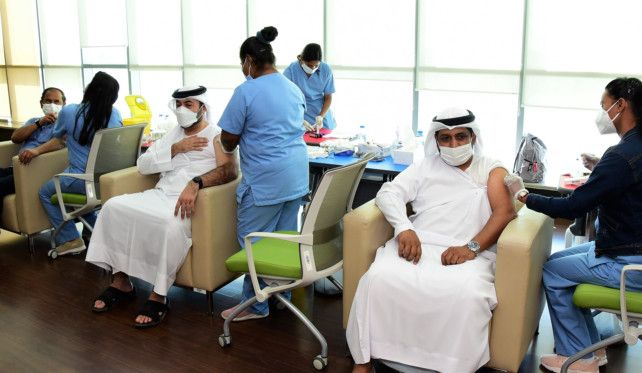 Emirates Post rolls out COVID-19 vaccination programme for its employees
