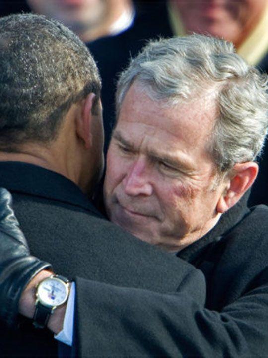 George W Bush - Timex Indiglo