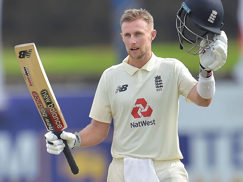 Joe Root hit consecutive centuries against Sri Lanka