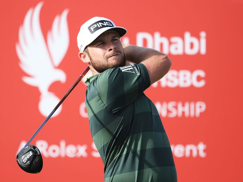 Tyrrell Hatton bossed the final day at the Abu Dhabi HSBC Championship