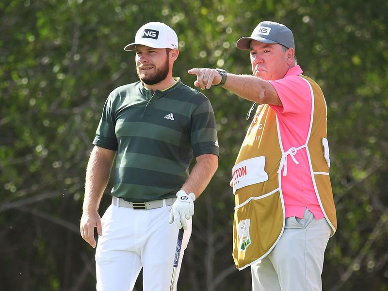 Tyrrell Hatton knew the way to victory at the Abu Dhabi HSBC Championship