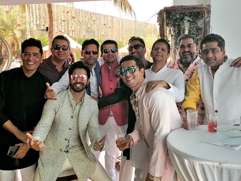Varun Dhawan wedding pictures