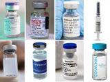 vaccines comparison