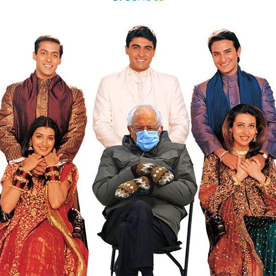 Bernie Sanders and Bollywood