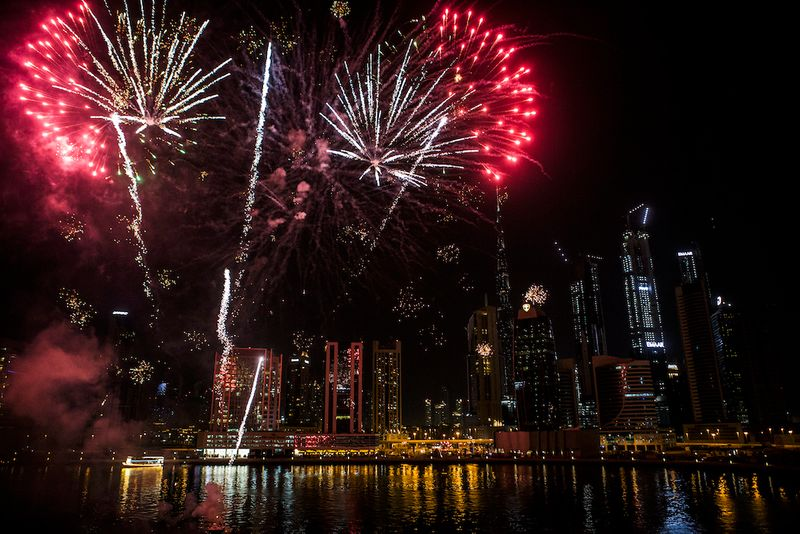 DSF Fireworks