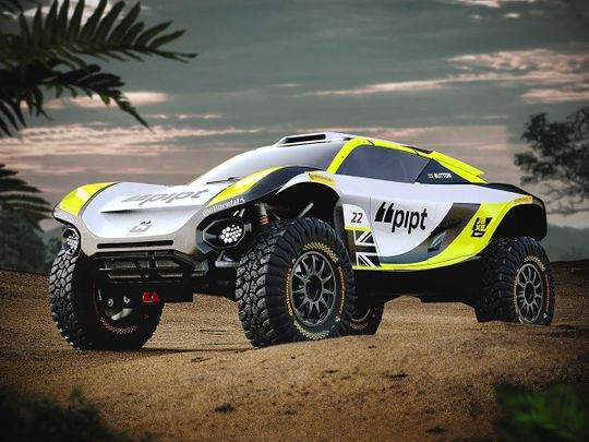 Jenson Button's Extreme E car will be put to the test in the harshest environments