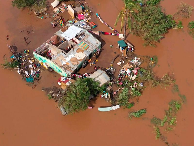 Mozambique flood gallery