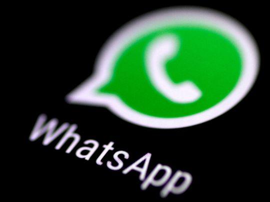 Stock WhatsApp