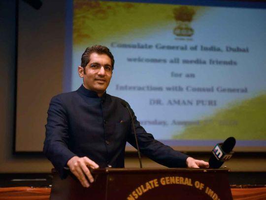 India-consul