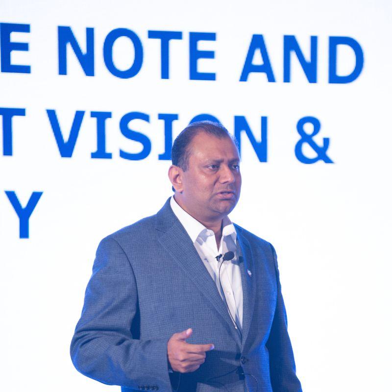 Mike Bhaskaran