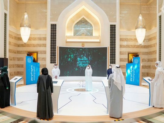 Sheikh Mohammed launches Digital Well-being Policy