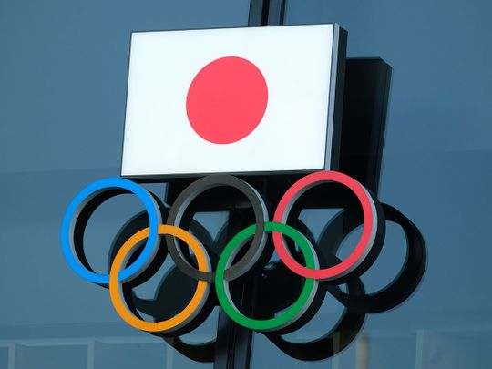 The Tokyo Olympic Games were suspended from last summer