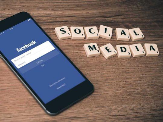social media Facebook image