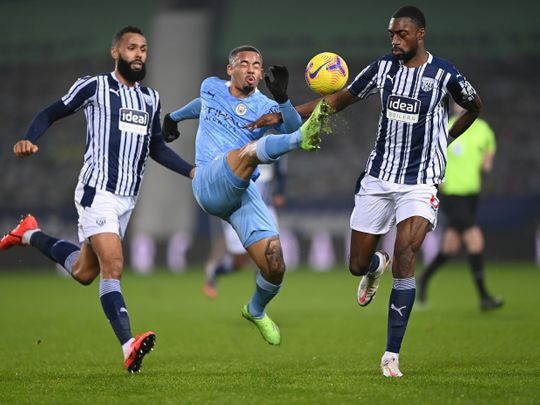 Football-Man City