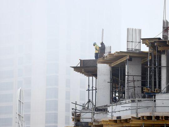 Stock Construction in Dubai