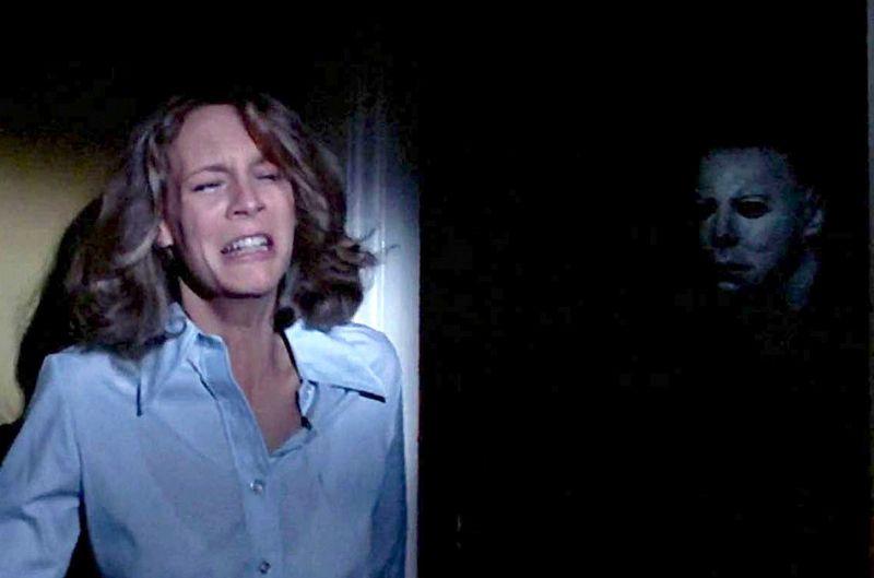 The original 'Halloween' film starring Jamie Lee Curtis