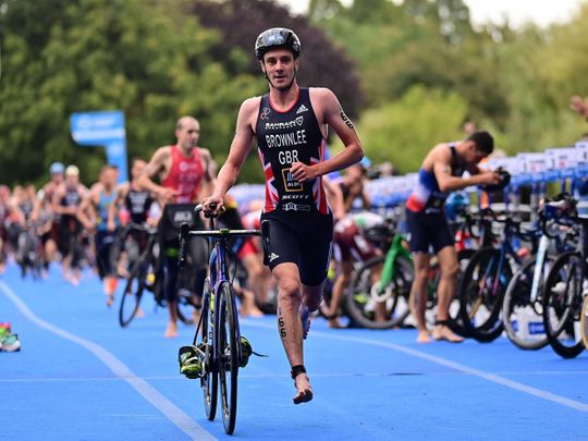 Triathlon-Brownlee