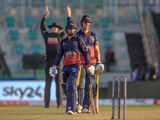 Cricket-Abu Dhabi T10