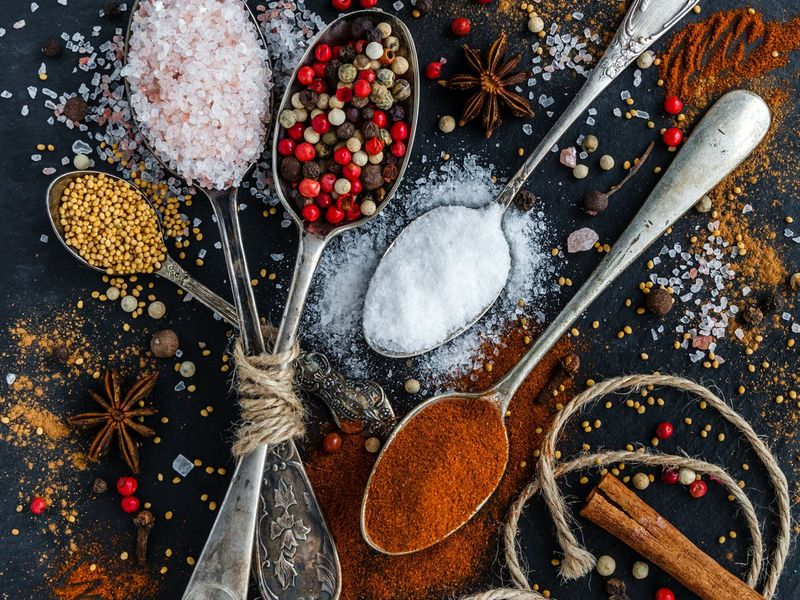 Spices for Kottayam biryani