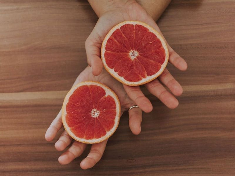 citrus, grapefruit, orange