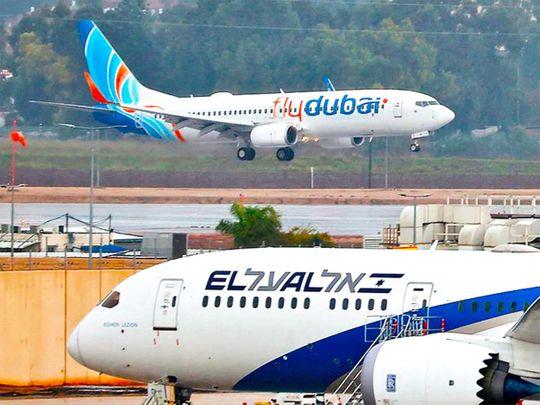 20210129 uae israel flights