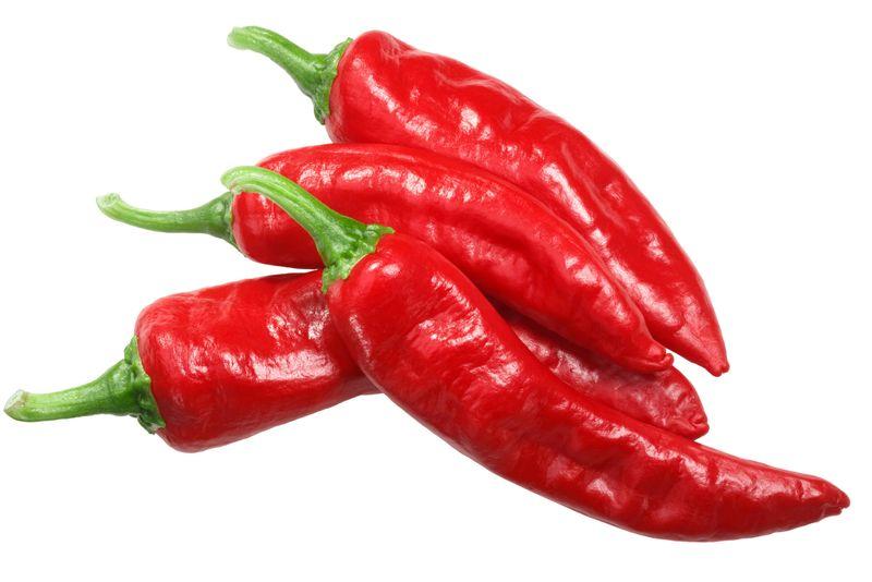 Aleppo chilli pepper
