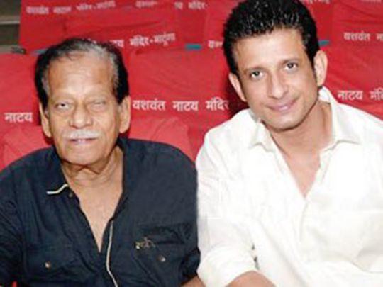 Arvind and Sharman Joshi