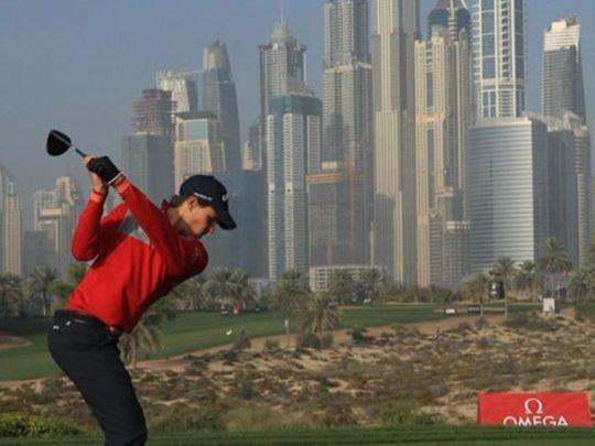Belgium's Thomas Detry is moving to Dubai