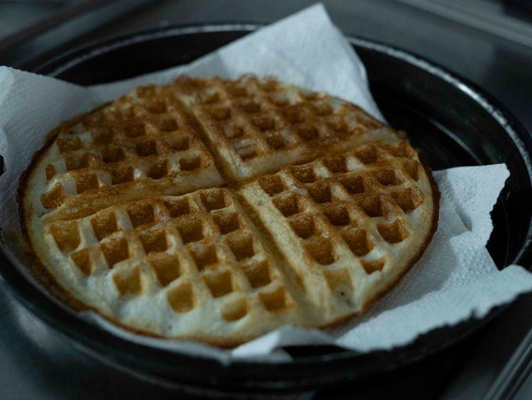 Dosa waffle 15