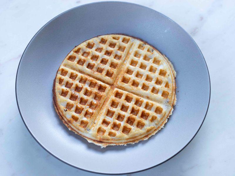 Dosa waffle 16