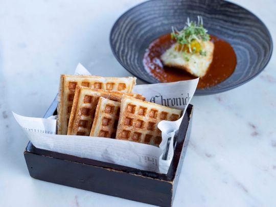 Dosa waffle 21