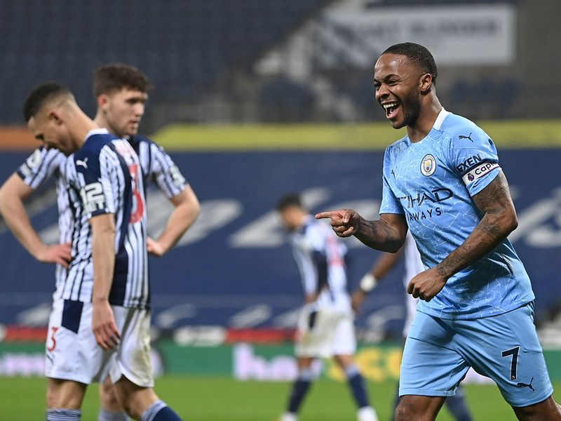 Manchester City thrashed West Brom last time out