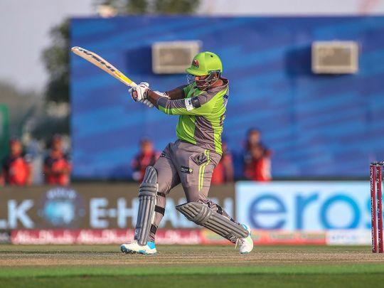Qalandars thrashed Pune at the Abu Dhabi T10 League