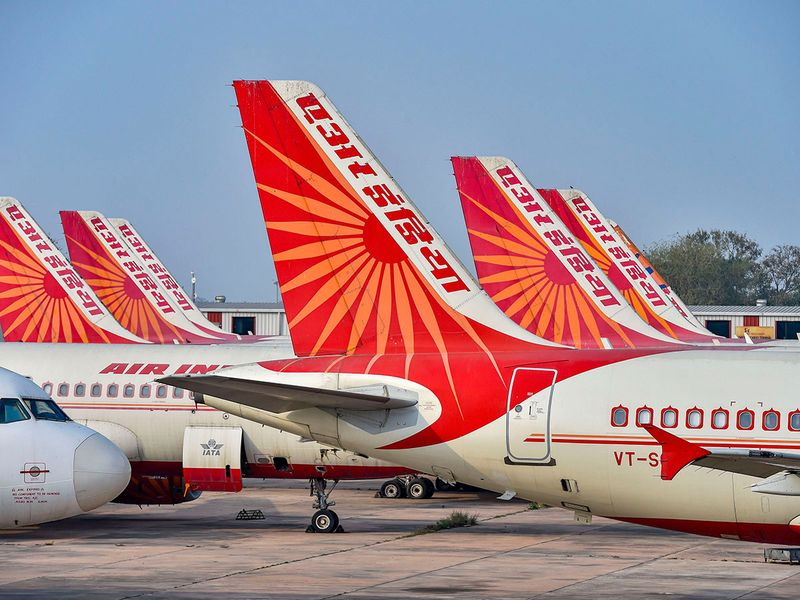 Stock Air India
