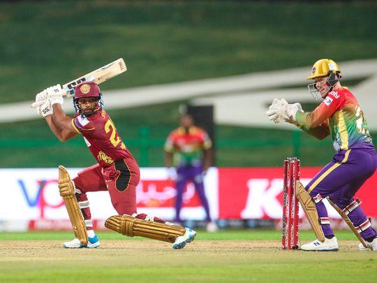 Cricket-Nicholas Pooran