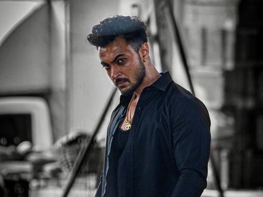 Aayush Sharma in 'Antim'