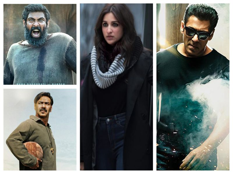 Bollywood film releases teaser