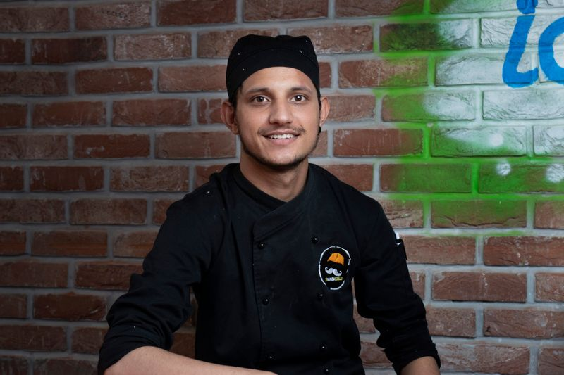 Chef Aakash Patial, Kulfiholic - The Mumbai Gully, Oud Metha